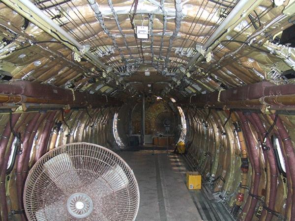 Aeroplastics Interior refurbishment